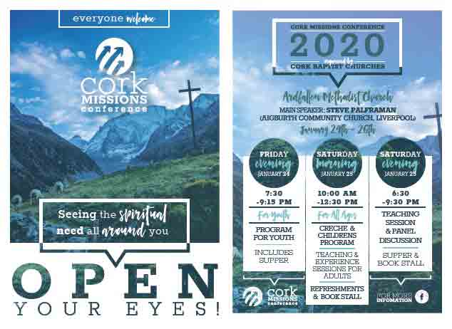 cork missions flyer
