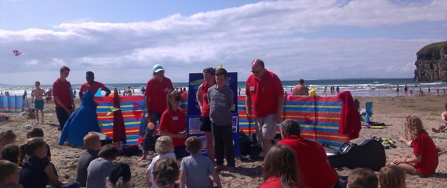 United Beach Missions - Ballybunnion